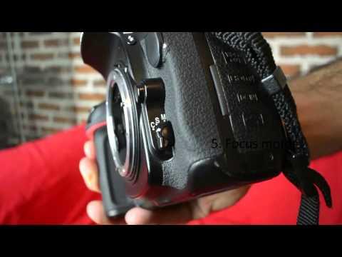 Used DSLR - Nikon D3300 vs Nikon D300
