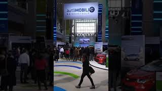 New Car Technology at NAIAS 2017