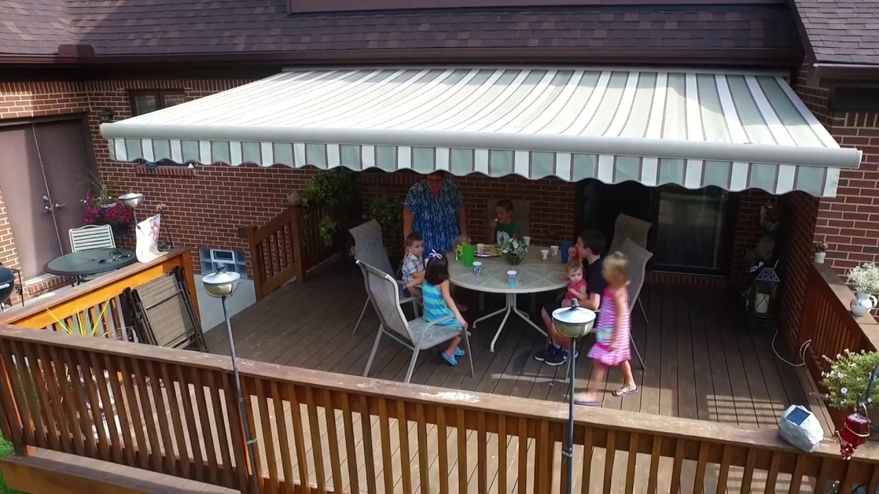 Marygrove Awnings Youtube