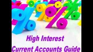 High Interest Current Accounts Guide