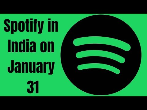 Spotify Launch In India On January 31 Mp3