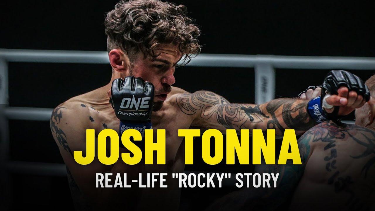 """JoshTonna's Real-Life """"Rocky""""Story"""