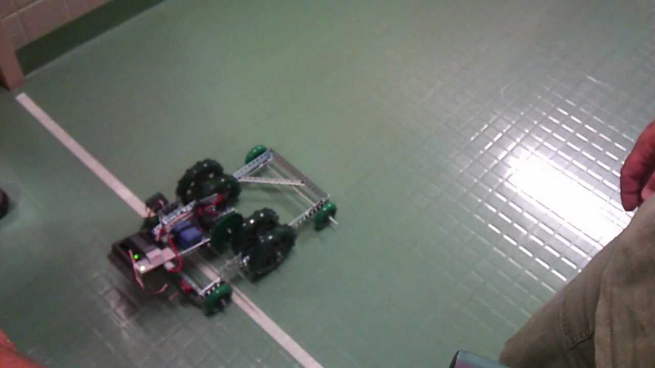 Vex Robotics Car Design Youtube