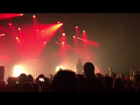 Inquisition - Intro + From Chaos They Came live @ Doornroosje 12-11-2016