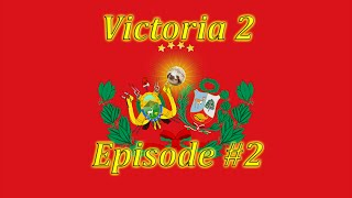 Let's Play Victoria 2 HPM Andian Federation Episode 2 (Back on Track)