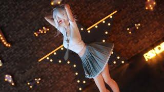 〓Hip Sway TikTok Dance〓HAKU〓【MMD】