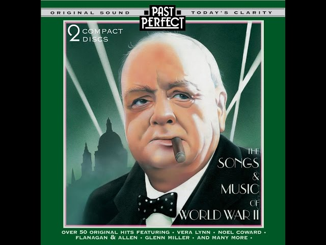 The Songs & Music Of World War II: #1930s #1940s Songs Associated With #WorldWar2 Past Perfect