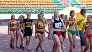 Чемпионат РБ по легкой атлетике