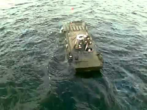 Прием морского десанта