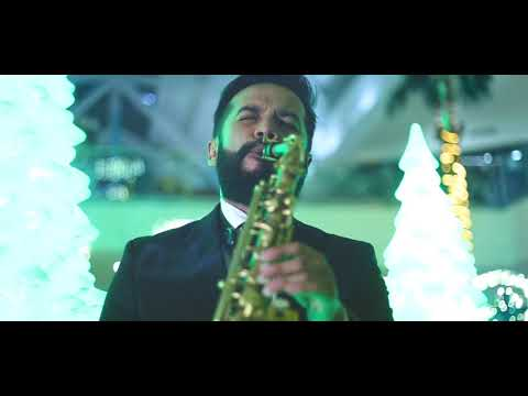 The Christmas Song - Nat King Cole (sax Cover Graziatto)
