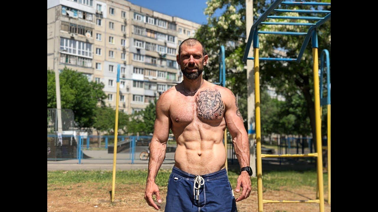 Тренировка Full Body (идеально для похудения)