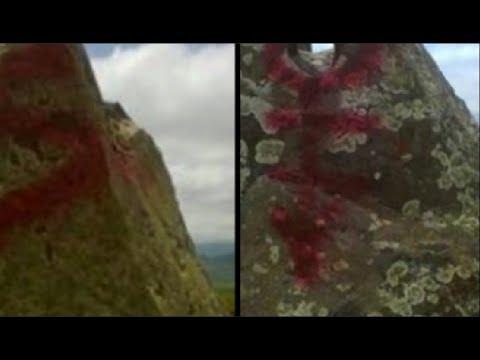 В Армении осквернили древнетюркский памятник.Фальсификации армянских историков.