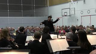 Haydn: Symphony No. 103 (mvt III)