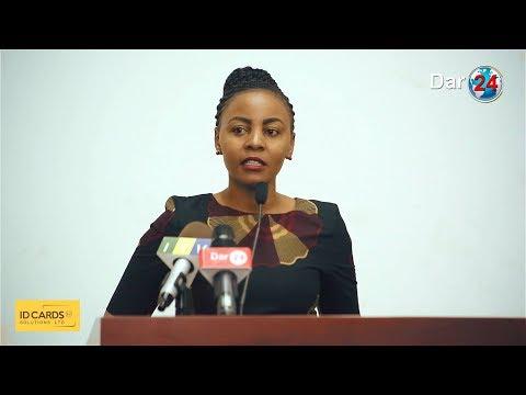 Juliana Shonza aipongeza DataVision kwa kuiunga mkono Serikali kuinua sanaa nchini