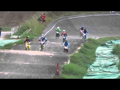2015-11-21 HongKong BMX Age Race Round 4 (8-9) Moto 3