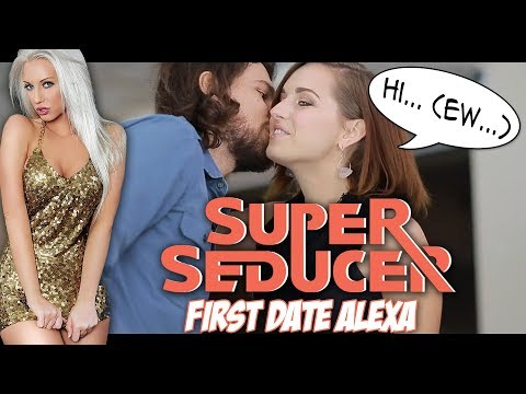 TAKE MY FOREIGN HARDWOOD! - Super Seducer: First Date Alexa
