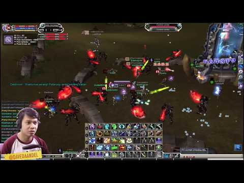 MAGE LEVEL MAX 80  PATRON - FULL WAR | RF ONLINE INDONESIA 2017