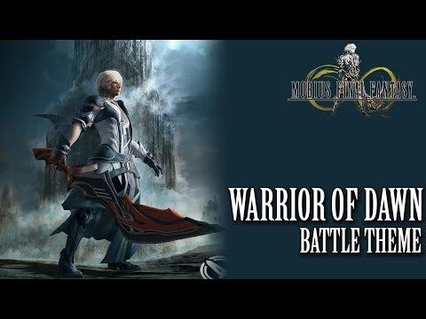 Mobius Final Fantasy OST Warrior of Dawn Theme