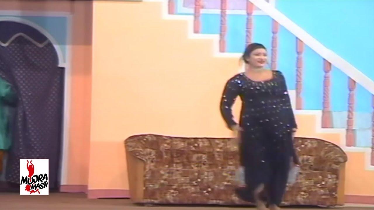 Download MANJI EK TE JAWANIYAN DO - PAKISTANI STAGE MUJRA DANCE - NASEEBO LAL
