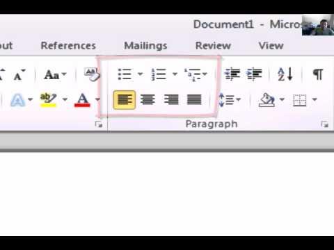 Hướng Dẩn Sử Dụng Microsoft Word 2010 Cơ Bản