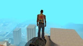 """GTA SA """"Skydiving Mod Beta"""" (Неиспользуемый)"""