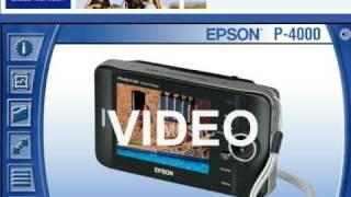 EPSON P4000 PHOTO VIEWER