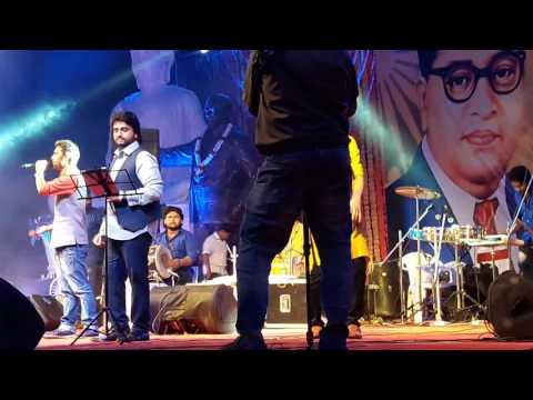 Adarsh shinde live pune 2016