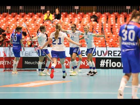 Maalikooste: MM2019 Puolivälierä, Suomi - Slovakia 8-6 (naiset)