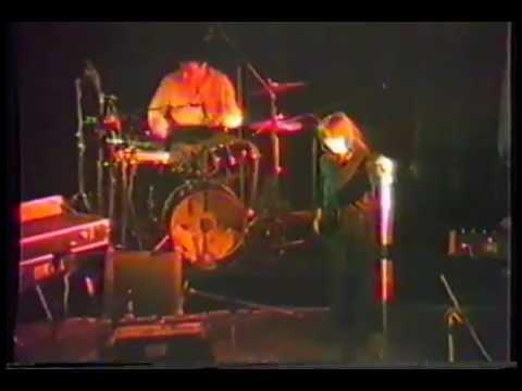 Nico + The Faction live in Belgrade, Yugoslavia, 1985