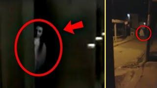 NGERI! - 5 Penampakan hantu dan kejadian mengerikan yang tertangkap kamera (#4)
