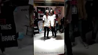 Larry (Les Twins) - Yugi Boi - Hot Up In The 6 w Otxhello (CLEAR AUDIO)