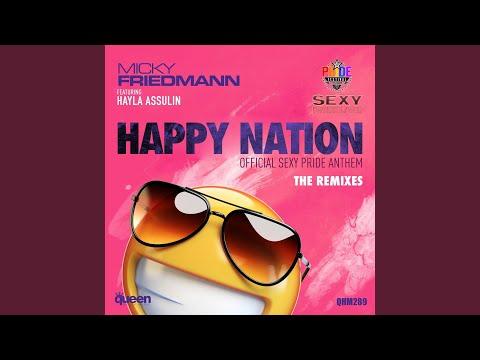 Happy Nation (Luis Erre Global Remix) (Feat. Hayla Assulin)