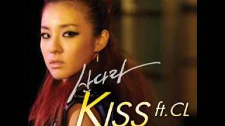 [HQ+MP3] Kiss- Dara Feat. CL