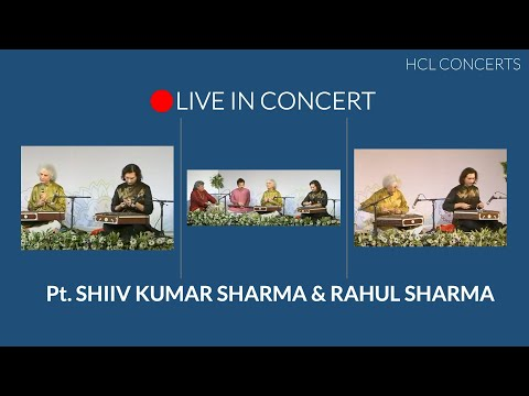 Pt. ShivKumar Sharma & Rahul Sharma - 4th September, 2015