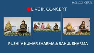 Pt. ShivKumar Sharma & Rahul Sharma - 4th September, 2015