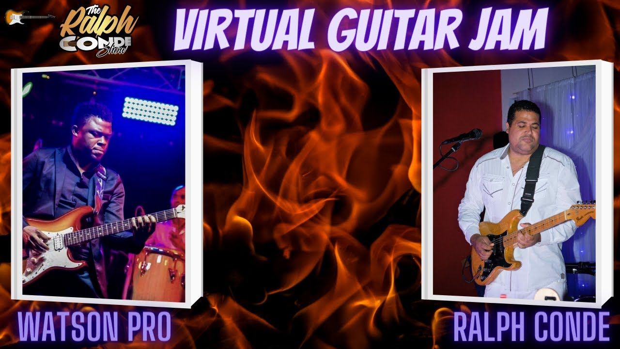 VIRTUAL GUITAR JAM  WATSON / RALPH CONDE
