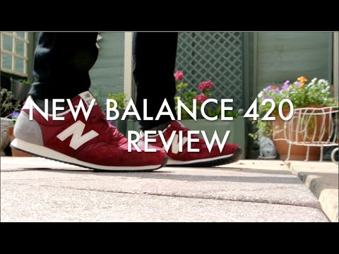 new balance 420 mens review