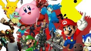 Top 10 Video Game Genres
