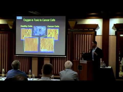 Dominic D'Agostino -  Non-toxic metabolic management of metastatic cancer