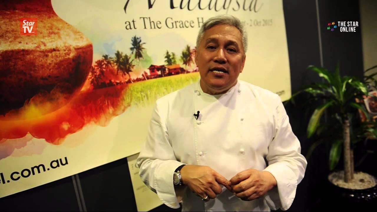resepi nasi lemak chef wan