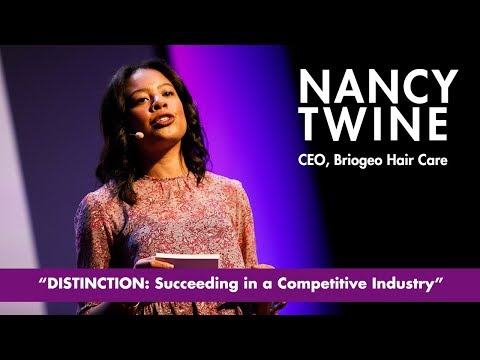 Briogeo CEO Nancy Twine - 2018 Tom Tom Founders Festival