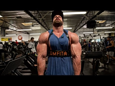 My Complete Triceps Gym Workout Routine | Build BIGGER Arms