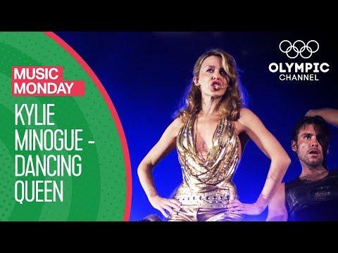 Kylie Minogue - Dancing Queen @Sydney 2000 Olympics | Music Monday