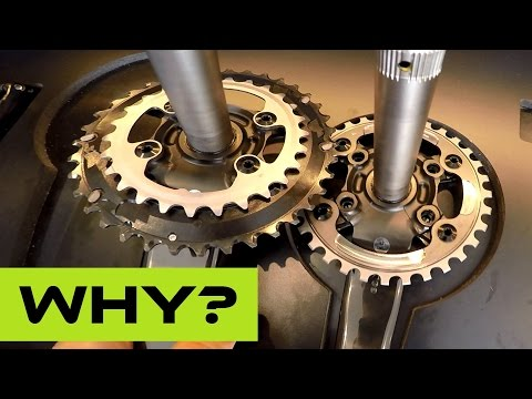 0310de07463 Shimano XTR FC-M9020 vs FC-M9000 Crankset. WHY TWO DIFFERENT MODELS??? -  YouTube