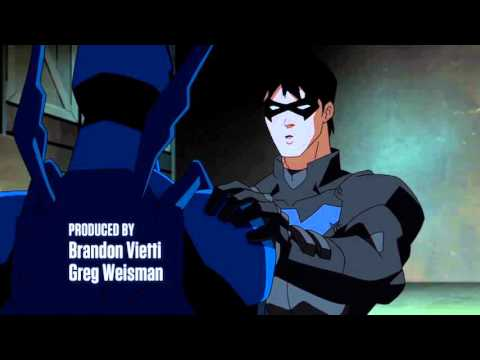 Young justice nightwing is flawless youtube - Pictures of nightwing from young justice ...