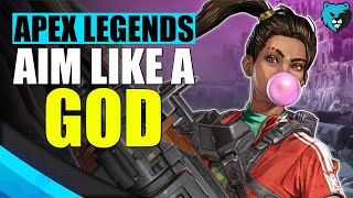 DRASTICALLY Improve Your AIM in 10 Minutes - Apex Legends Guide
