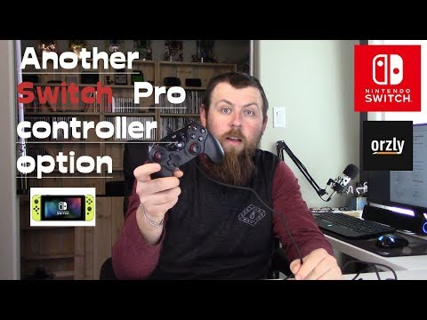 Another wired switch pro controller