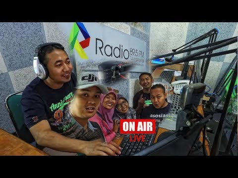 Event On Air R-Radio | Paguyuban Honda Tulungagung (Wisata)