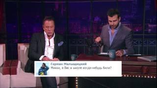 Вечерний Ургант. В гостях у Ивана - Микки Рурк/Mickey Rourke(30.04.2014)