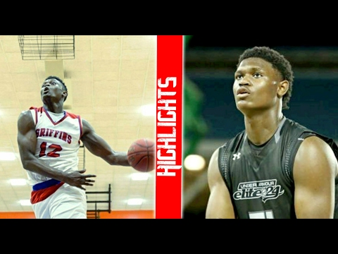 Zion Williamson Basketball Highlights Mixtape - Dunks, Blocks and more